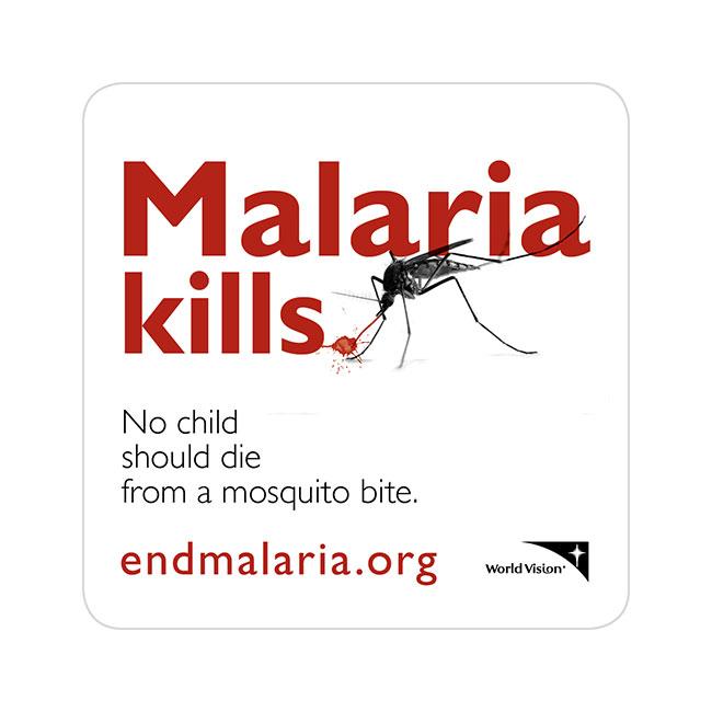 Malaria Coaster 4